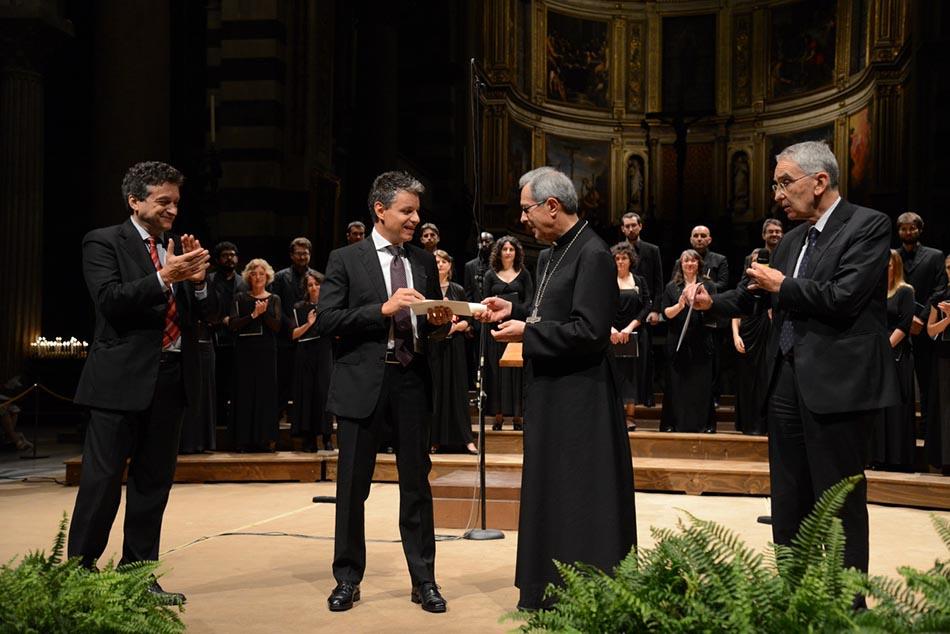 Premiazione 23/09/2014 - Cattedrale di Pisa